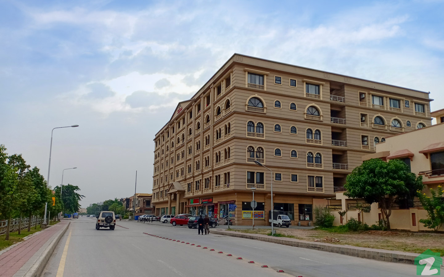 For business and investment purpose, a wide range of commercial properties are up for sale in Bahria Town
