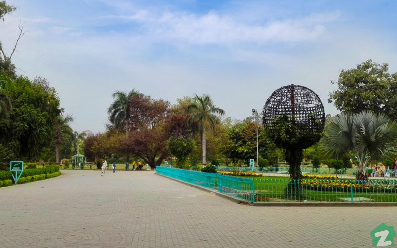parks near Wapda City Faisalabad