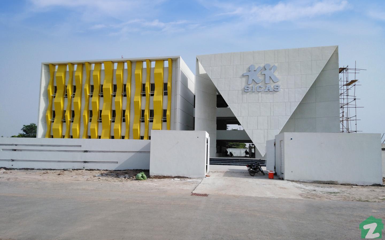 SICAS Campus in DHA Multan