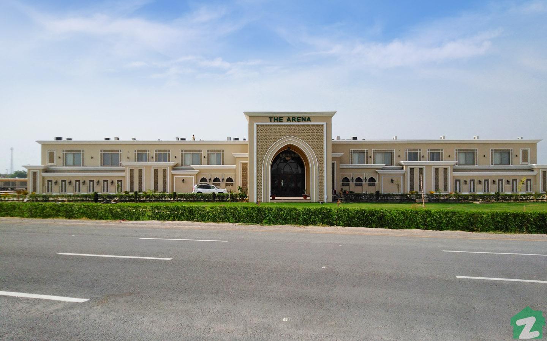 The Arena Hotel, DHA Multan