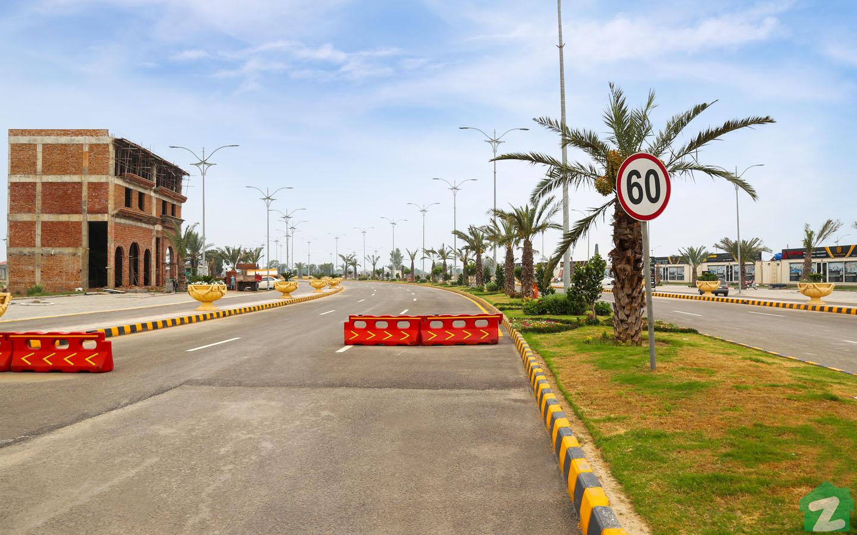 Al Noor Housing Society is a green housing society