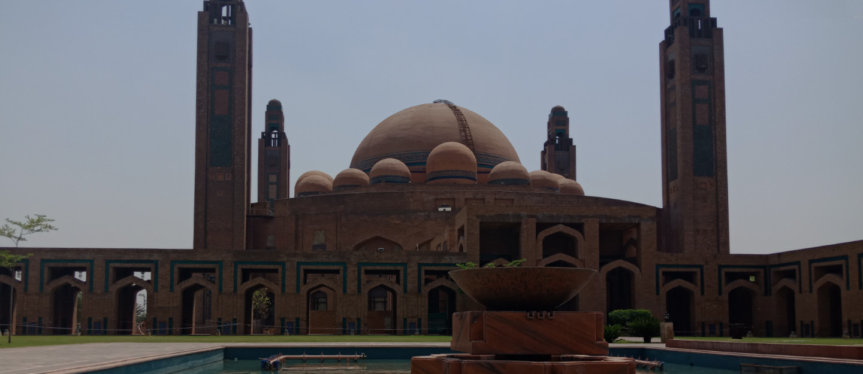 Grand Jamia Masjid, Sector C, Bahria Town, Lahore