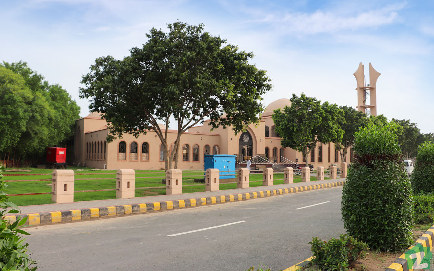 mosque in DHA, Islamabad