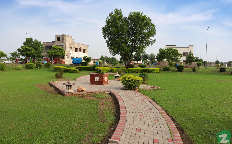 Parks in Fazaia Housing Scheme Lahore