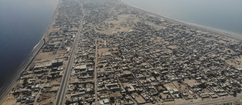 Canadian City Gwadar