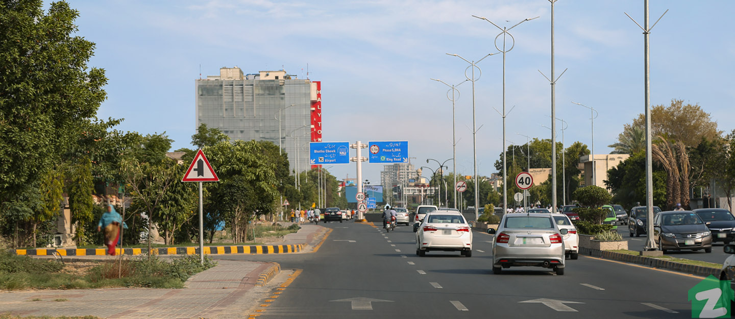 Phase 5 DHA Lahore