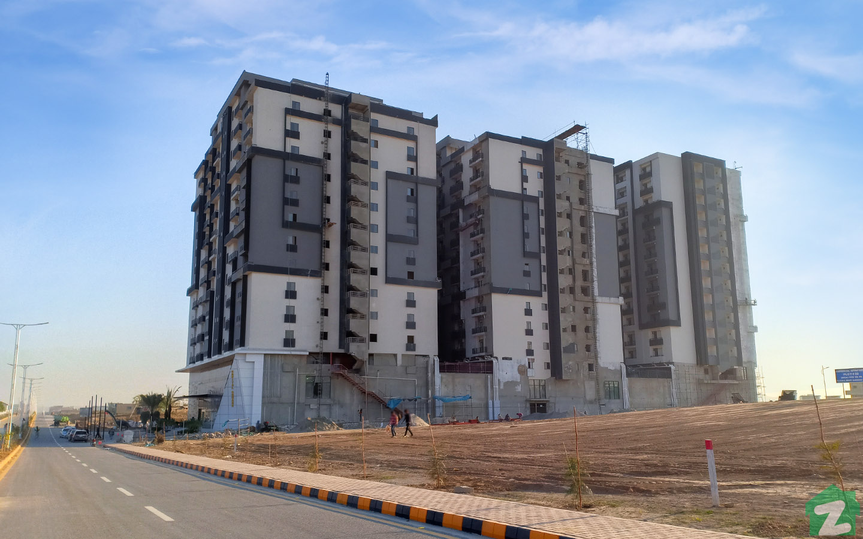 apartments in B-17 Islamabad