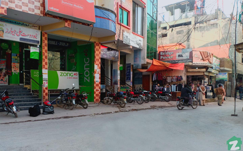 Markets on Park Road