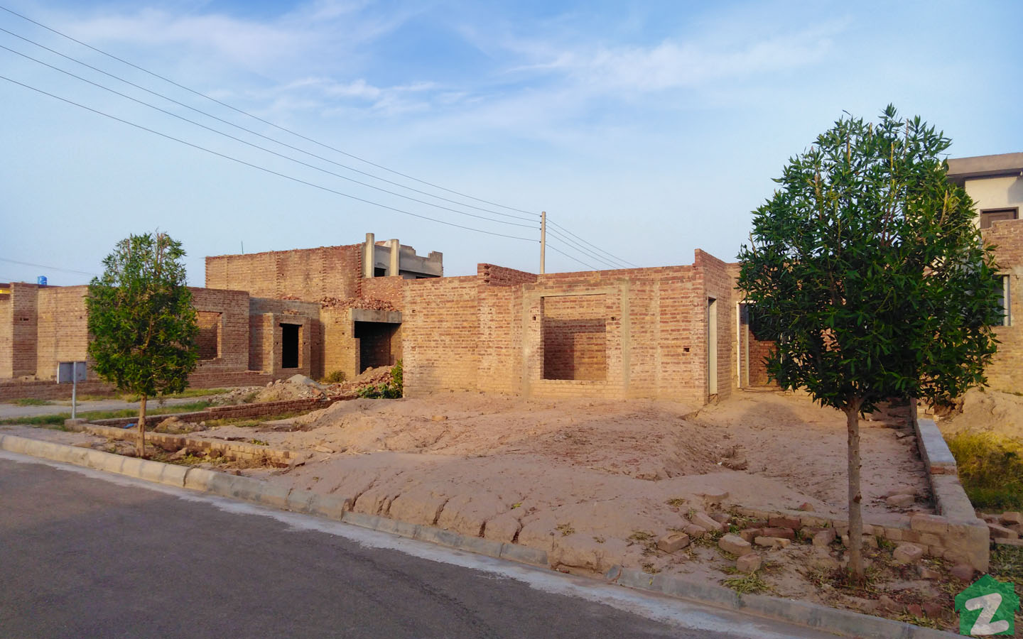 Plots in Icon Villas Multan