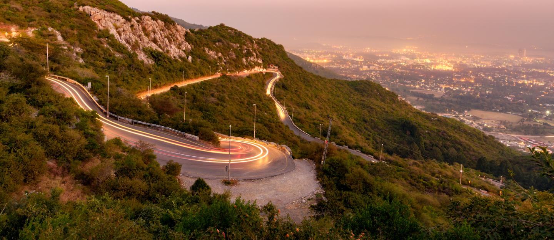 Motorway City Islamabad is located near Islamabad International Airport and Lahore-Islamabad Motorway.