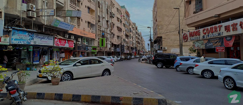 Phase 8, DHA Karachi