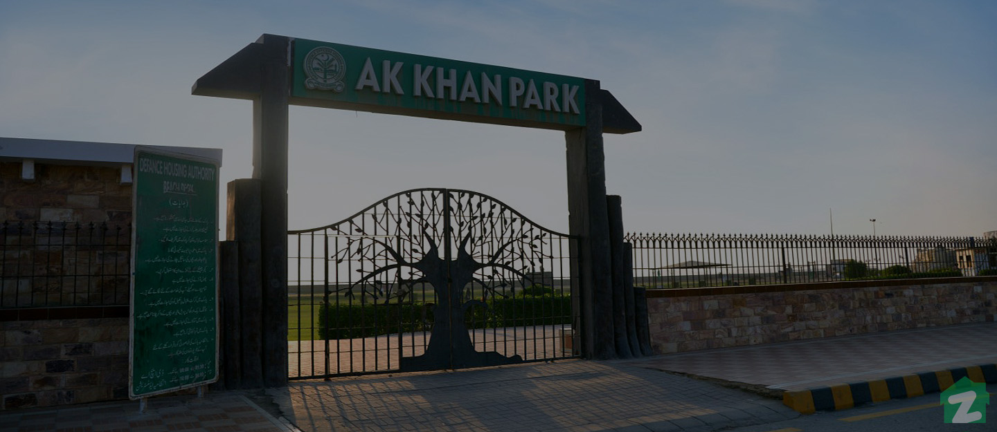 Phase 2, DHA hosts some of the most most picturesque parks in Karachi.