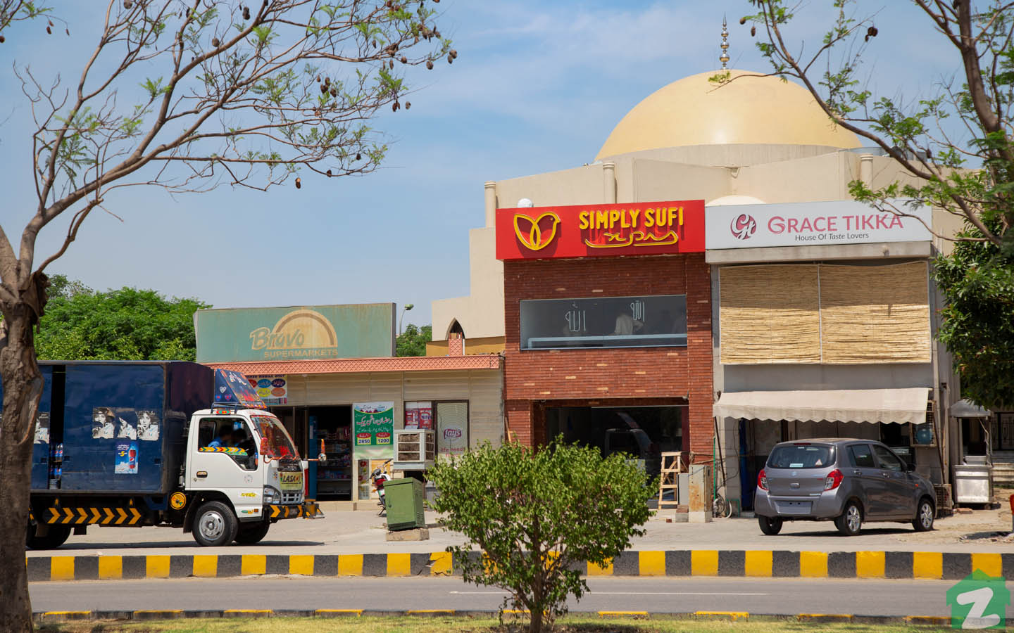 Simply Sufi is operational in Phase 6, DHA