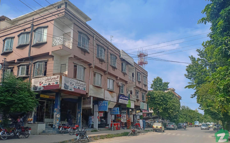 Sector I-10 Markaz Islamabad