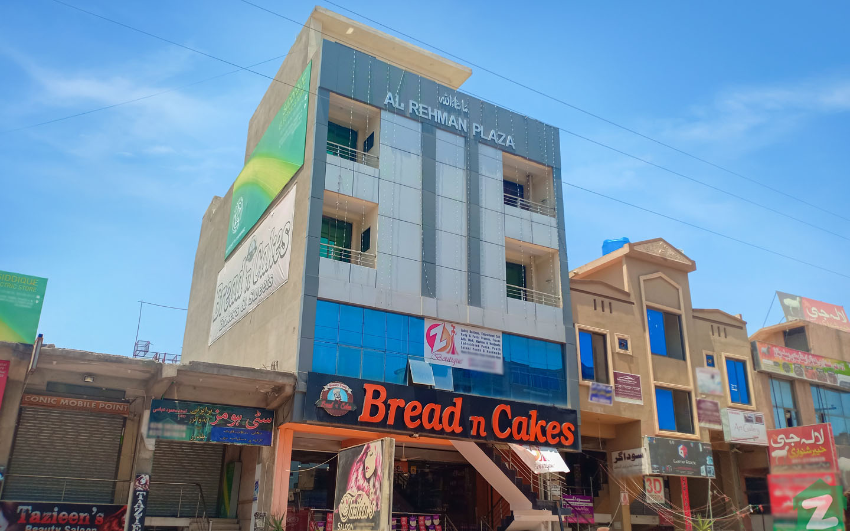 bakery in Ghauri Town Islamabad