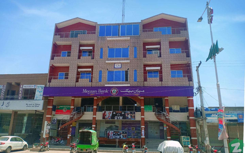 bank in Ghauri Town Islamabad