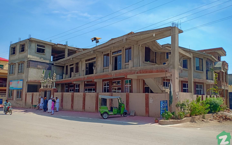 mosque in Ghauri Town Islamabad