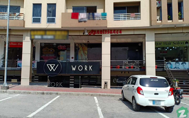 Renaissance Lounge & Restaurant in Phase 6, Bahria Town