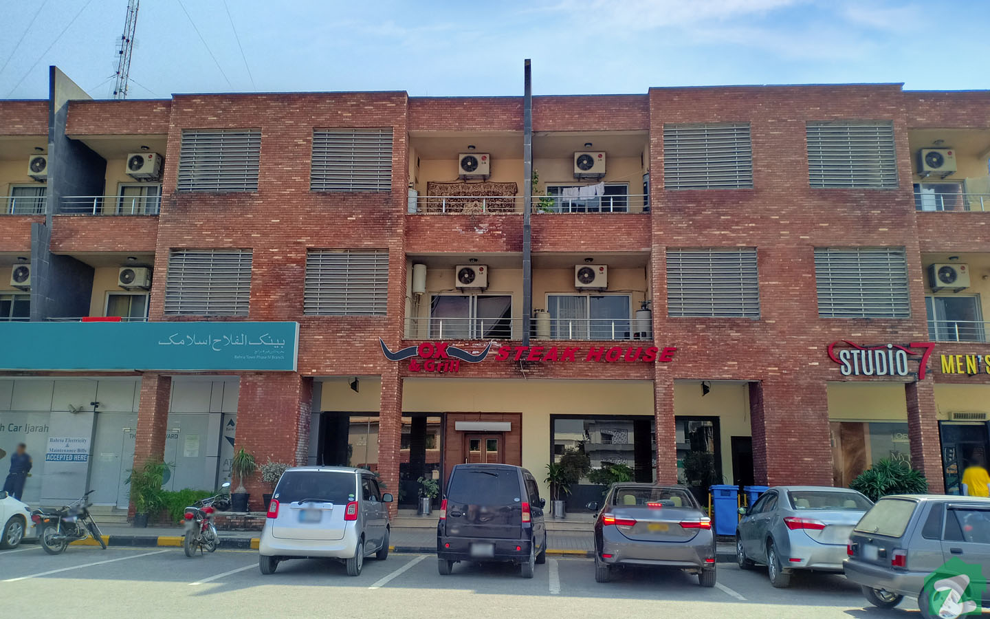 Ox & Grill Continental Restaurant located near Bahria Town, Phase 6
