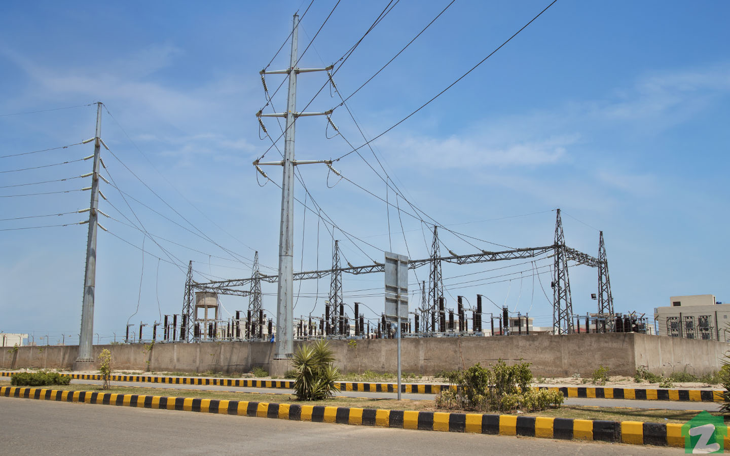 grid station in Phase 6, DHA Lahore
