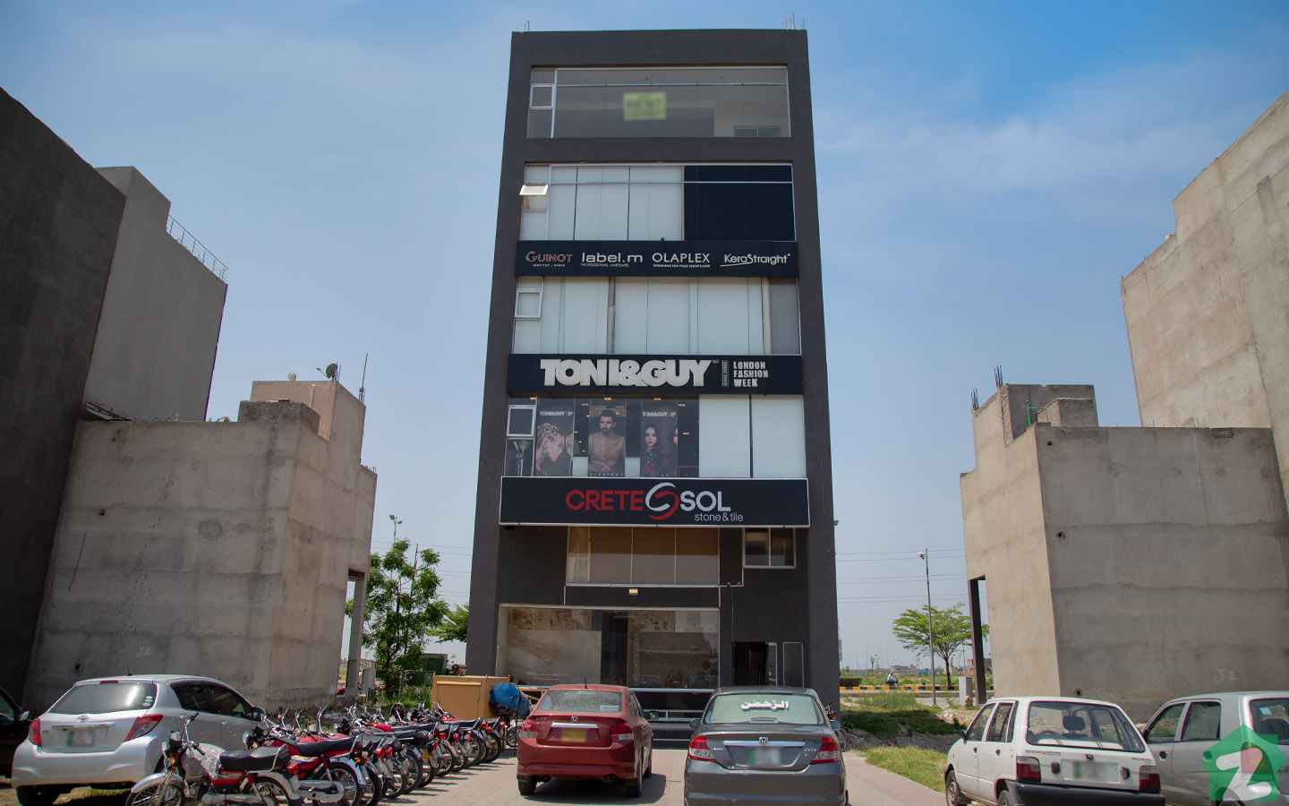 salons in Phase 6, DHA Lahore