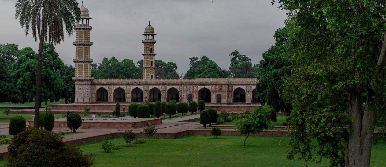 Tomb of Emperor Jahangir in Shahdara Bagh, Lahore