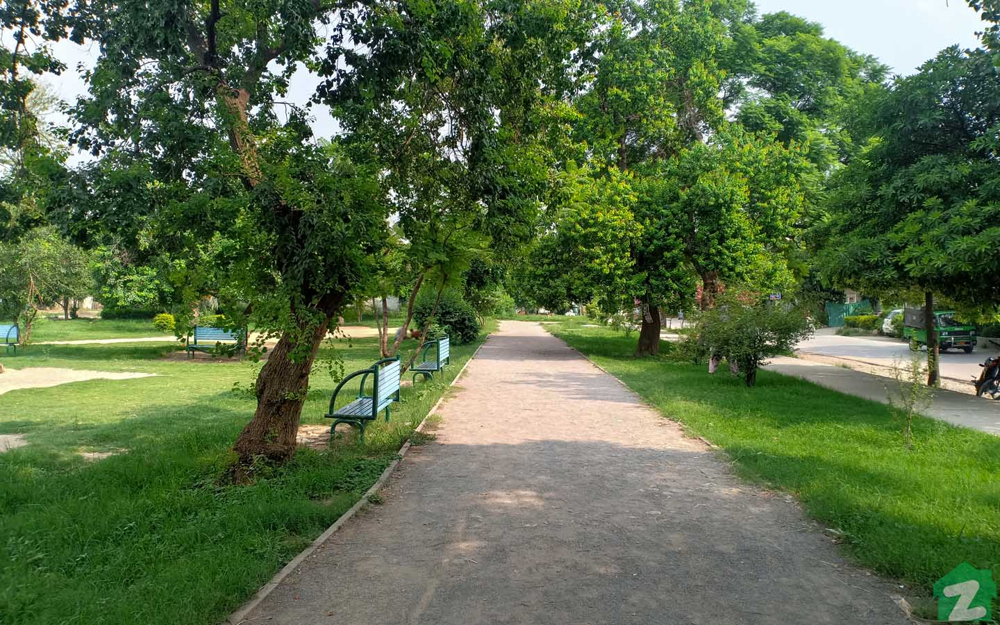 parks in DHA City Karachi