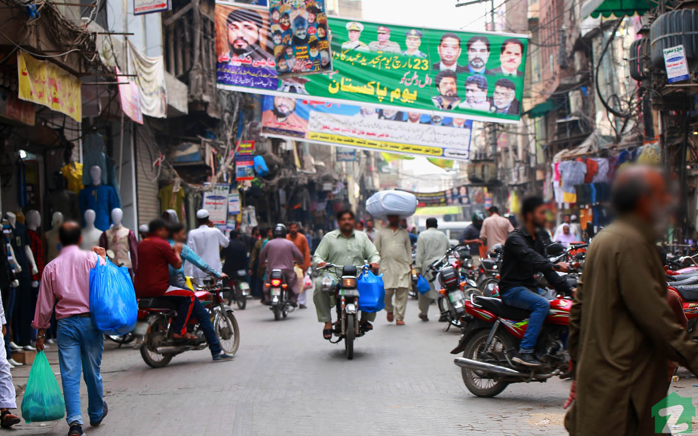 Anarkali Bazaar was named after an iconic Mughal era personality.