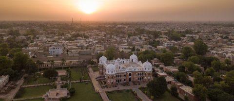 Satellite Town Bahawalpur
