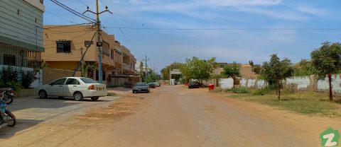 Zeenatabad, Scheme 33 Karachi