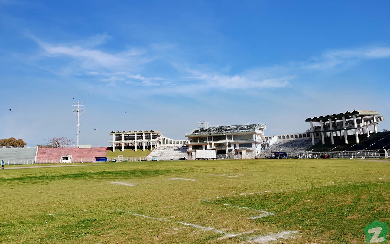 Jinnah Stadium is among the list top stadium in Pakistan