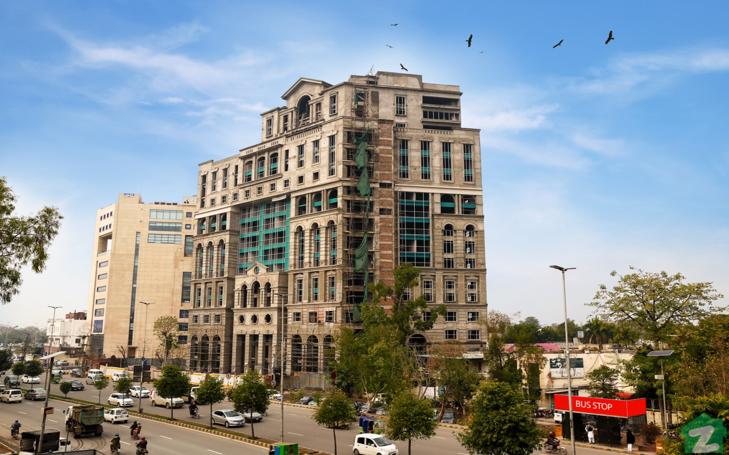 Future investors can find commercial property on Jail Road Lahore