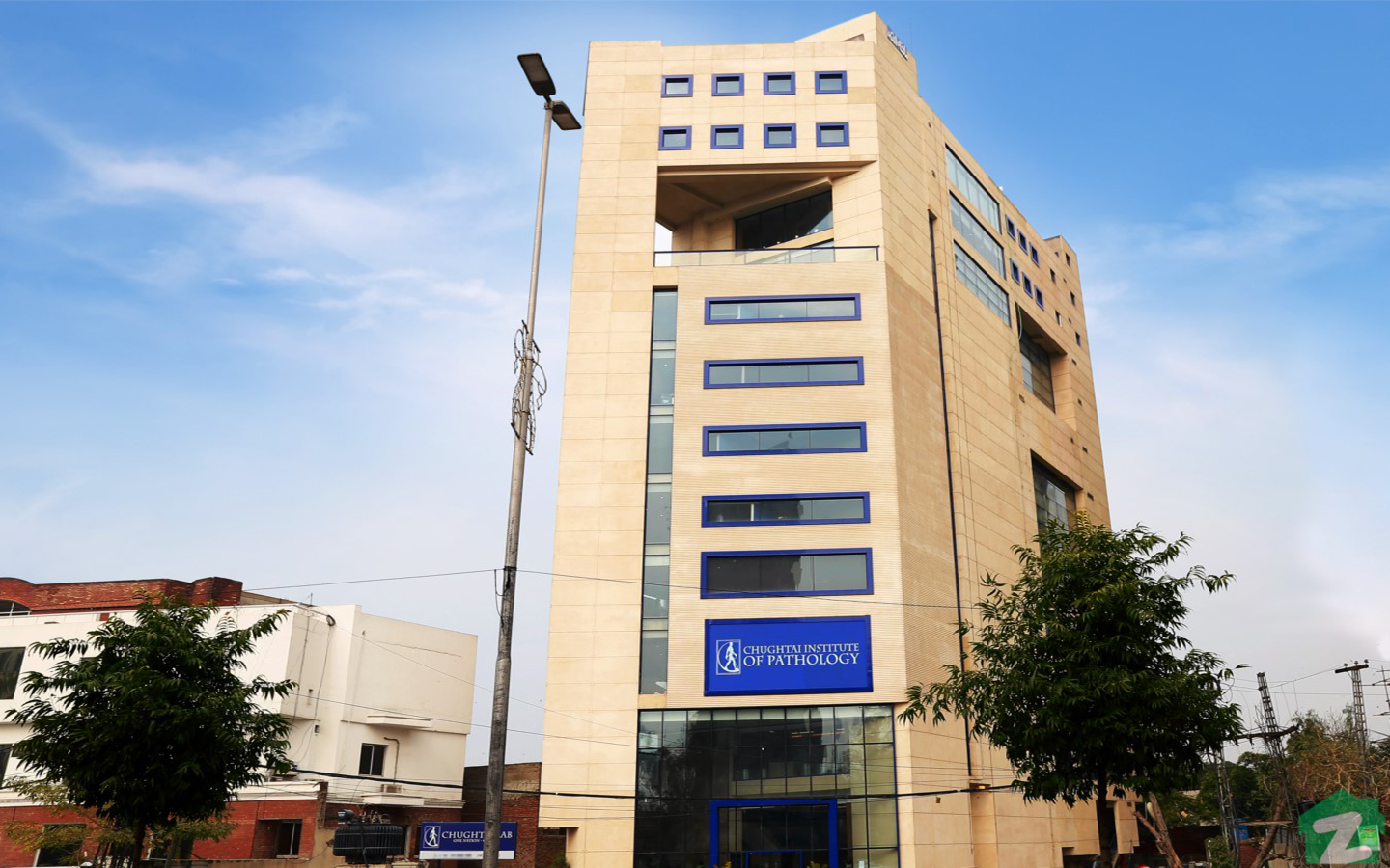 Those who want to study in the medical field can take admission in Chughtai Institute of Pathology in Gulberg V.