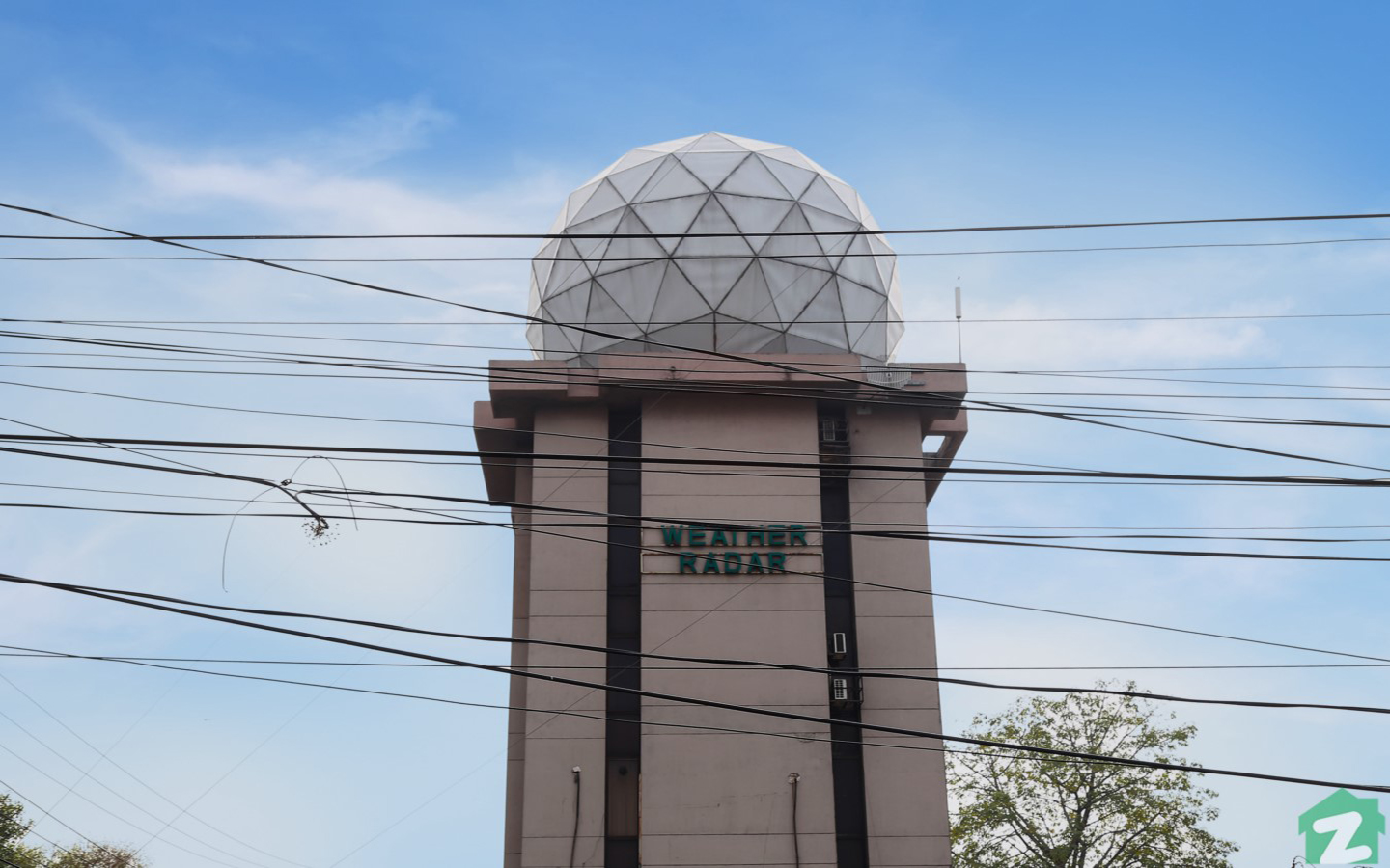 Met Station - Weather Radar is also located on Jail Road Lahore