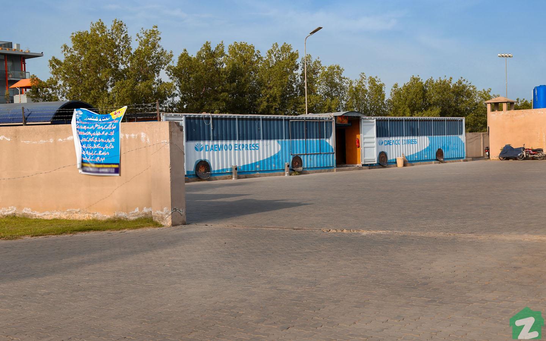daewoo bus terminal near DHA Phase 4 Lahore