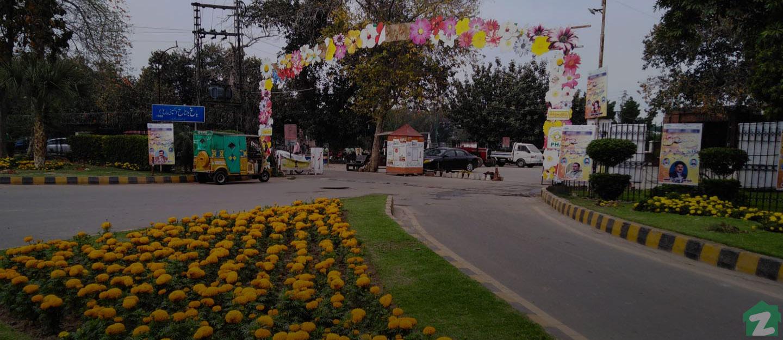 Millat Road to Sargodha Road