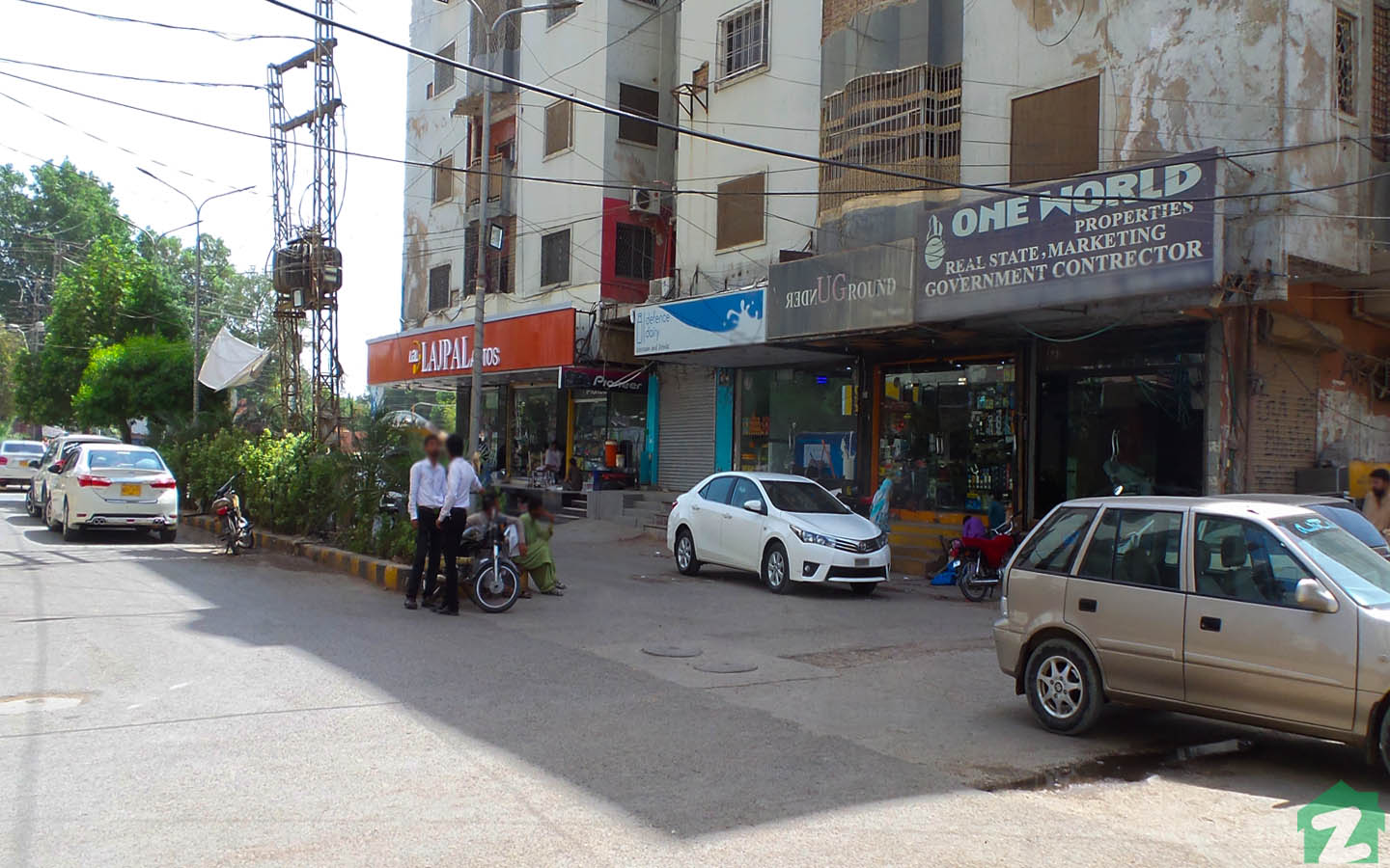 Shops in Defence, Hyderabad