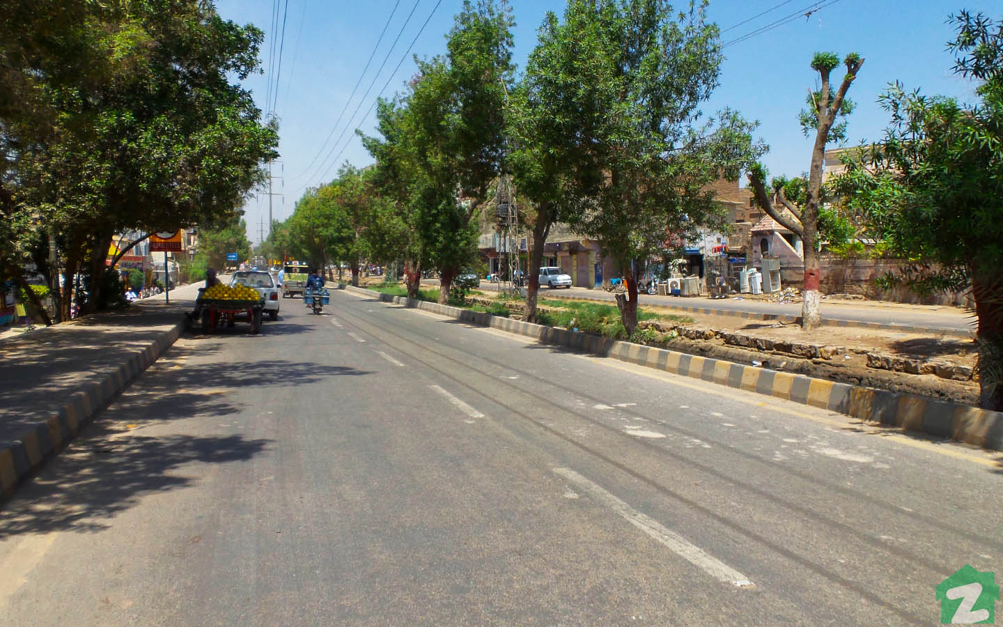Well-developed societies of Qasimabad