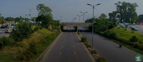 Jinnah Avenue Islamabad