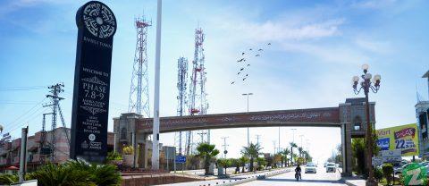 Bahria Business District Rawalpindi