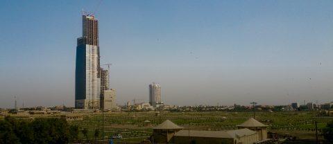 Bahria Icon Tower, Karachi