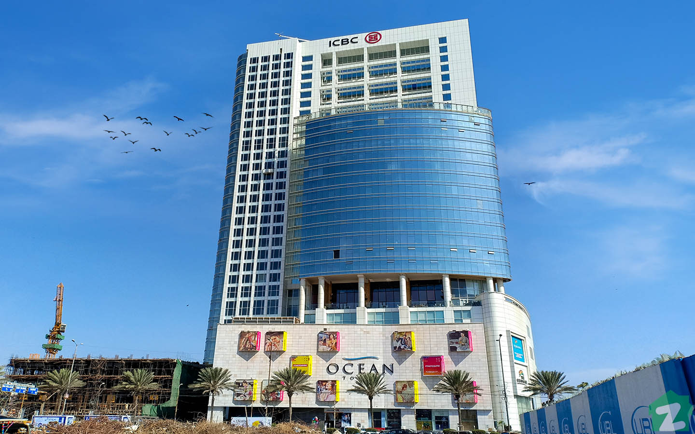 mall near Bahria Icon Tower