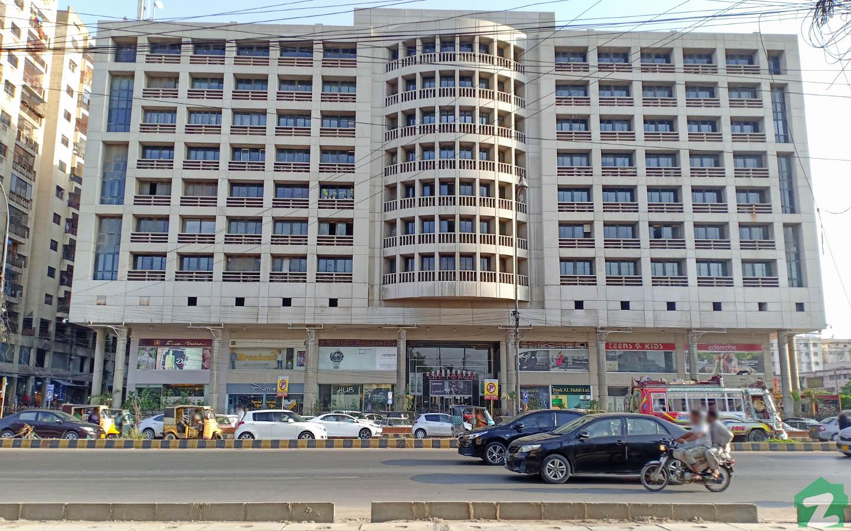 shopping mall near Bahria Icon Tower