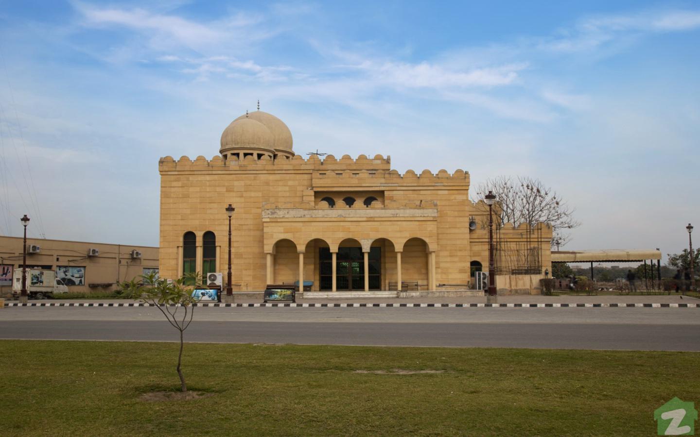 Lake City M1 Mosque