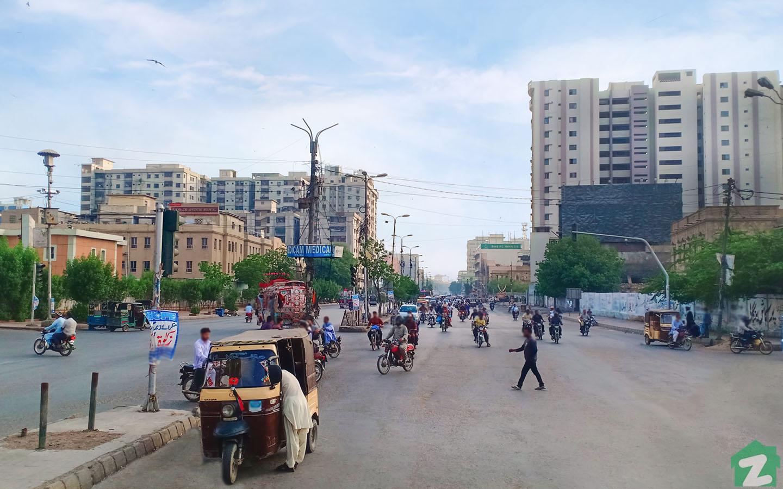M.A. Jinnah Road