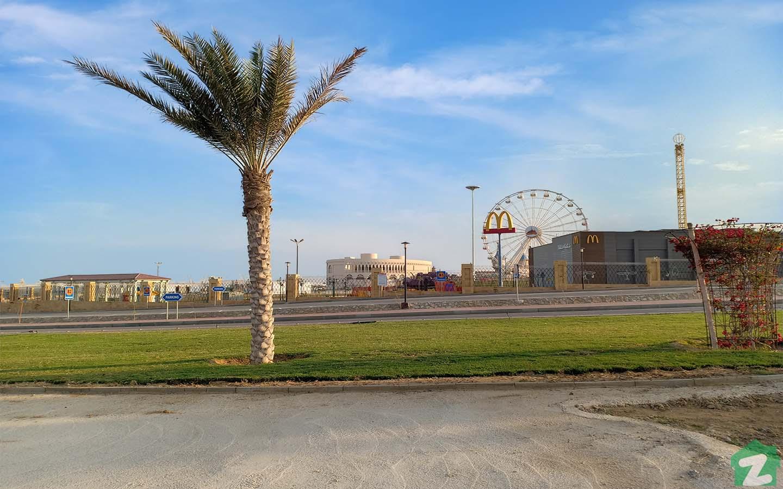 McDonald's near Theme Park Karachi