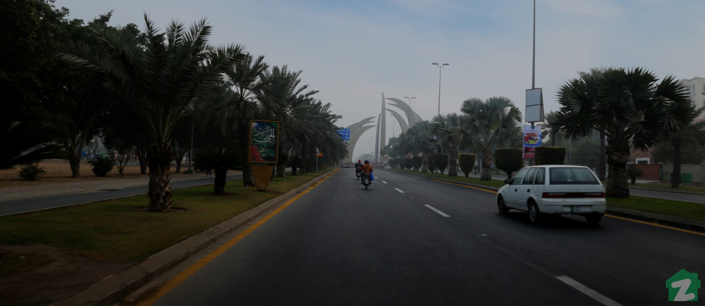 Phase 1 Bahria Orchard Lahore