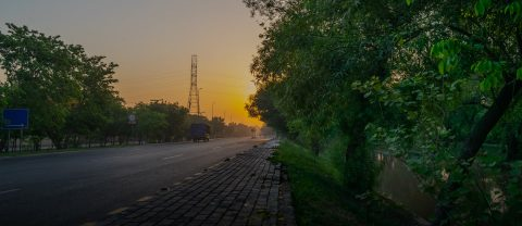COMSATS University Road, Sahiwal