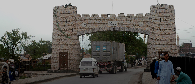 Khyber Gate Peshawar