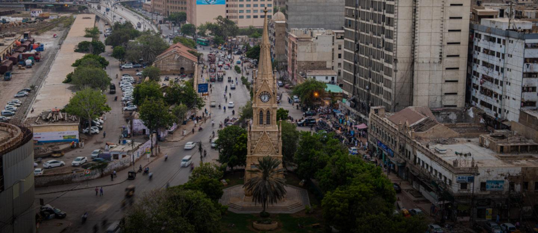 I.I. Chundrigar Road, Karachi